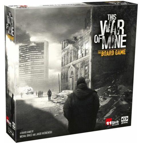 This war of mine: the board game (polska edycja) + druga gra w koszyku 10% taniej!! marki Galakta