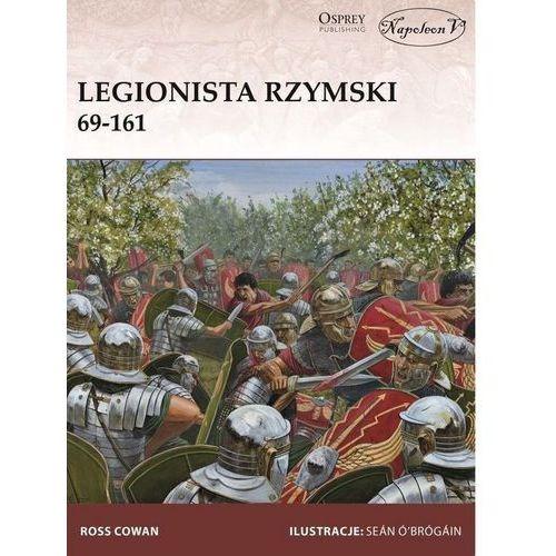 Legionista rzymski 69-161, oprawa broszurowa