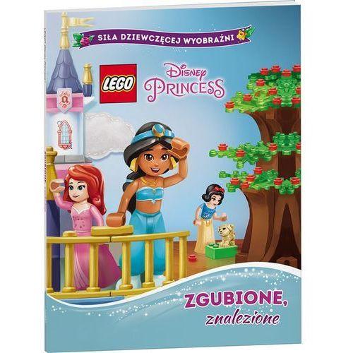 Lego Disney Princess. Zgubione, znalezione, praca zbiorowa