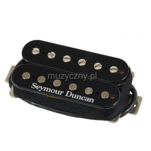 Seymour duncan sh 2n blk 4c jazz model, przetwornik do gitary elektrycznej do montażu przy gryfie, kolor czarny
