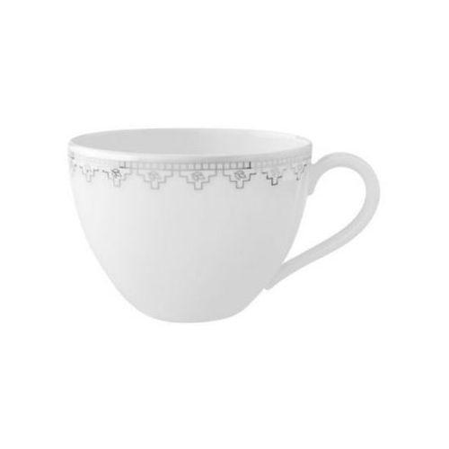 Villeroy & boch - white lace filiżanka do kawy pojemność: 0,20 l