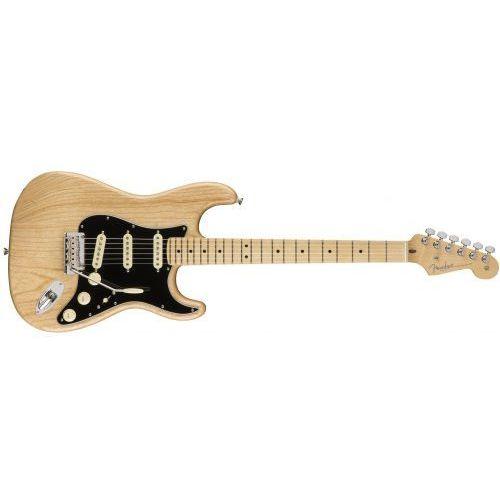 Fender american pro stratocaster maple fingerboard, natural gitara elektryczna