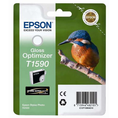 Epson oryginalny ink c13t15904010, gloss optimizer, epson stylus photo r2000 (8715946482101)