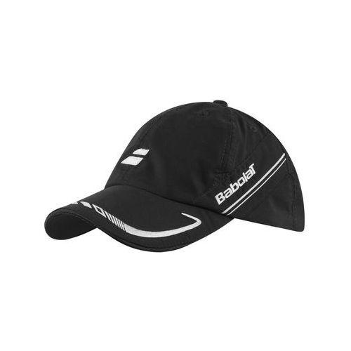 Czapka tenisowa Babolat Cap IV Black - produkt dostępny w novasport