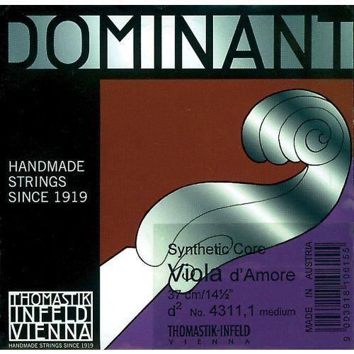 (645601) struna do altówki d′amore dominant - d - 4311.1 marki Thomastik