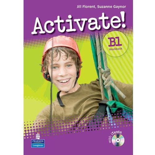 Activate B1 Workbook + iTest CD (80 str.)