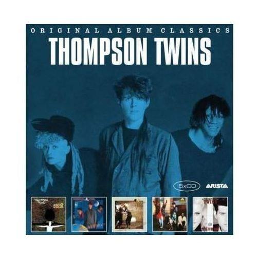 Sony music entertainment Thompson twins - original album classics