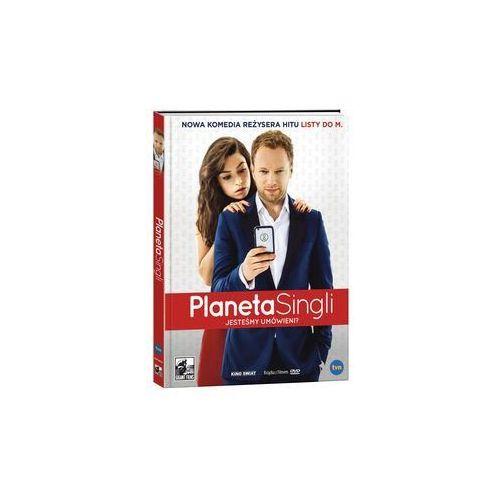 Planeta singli. darmowy odbiór w niemal 100 księgarniach! marki Okorn mitja