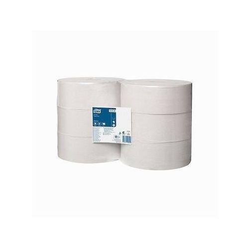 Tork Papier toaletowy jumbo t1, 1 warstwa, makulatura - 6 rolek