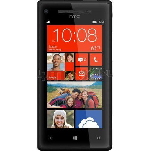 Telefon HTC Windows PhOne 8X, przekątna wyświetlacza: 4.3