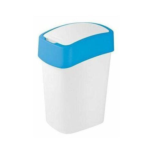 Kosz na śmieci Sorter na śmieci Flip Bin 50L blue.wh - produkt dostępny w twojekosze.pl