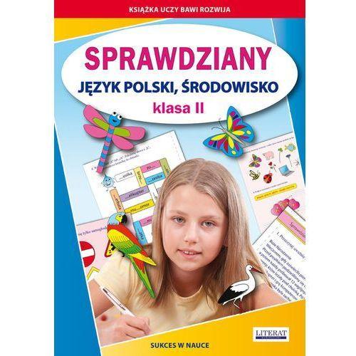 Sprawdziany Klasa 2 Język polski środowisko - Wysyłka od 3,99 - porównuj ceny z wysyłką