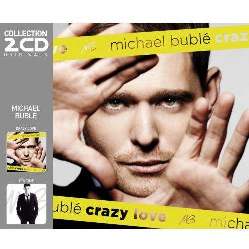 Michael buble - crazy love/it's time wyprodukowany przez Warner music poland