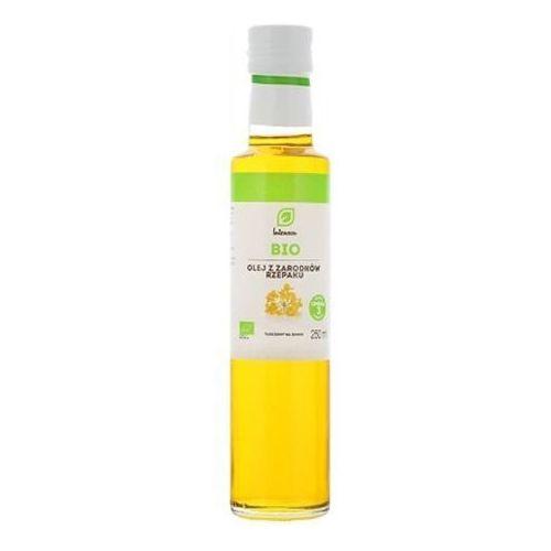 bio olej z zarodków rzepaku - 250ml marki Intenson