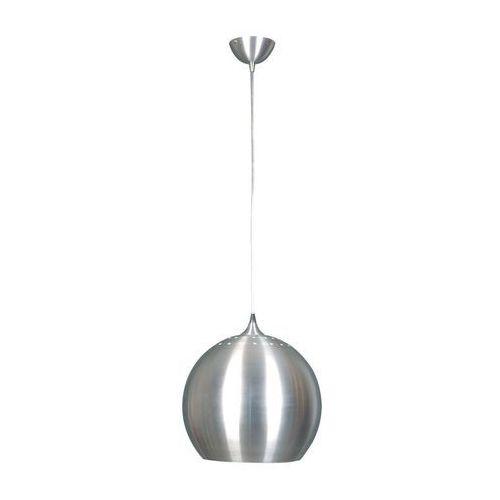 Żyrandol LAMPA wisząca POLAR MDE129/1 Italux metalowa OPRAWA zwis kula ball satyna, MDE129/1