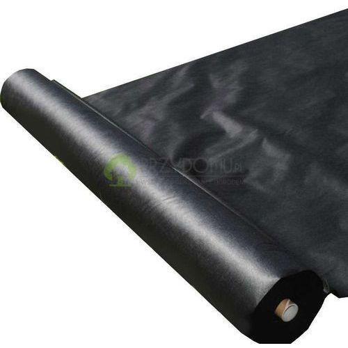 Agrowłóknina czarna ściółkująca 50g/ m2 1,6x100m