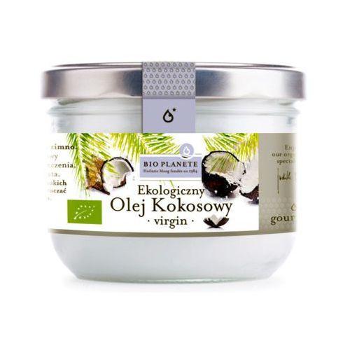 E 200ml olej kokosowy nierafinowany virgin bio marki Bio planet