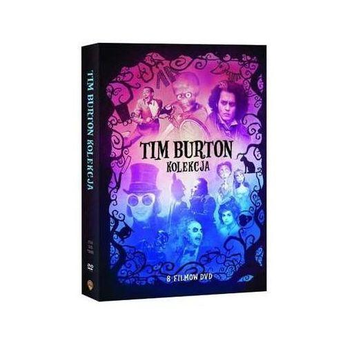 Galapagos films Tim burton kolekcja (12 dvd) 7321909320505