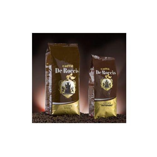 Kawa w ziarnach INTENSO De Roccis 1kg