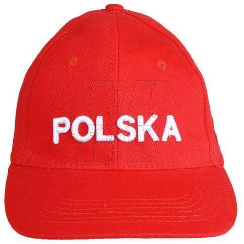 Czapka z daszkiem POLSKA - produkt dostępny w hurtowniasportowa.net