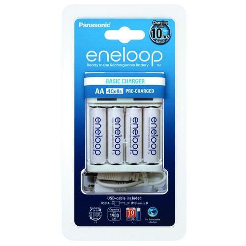 Panasonic Eneloop BQ-CC61 + 4 x R6/AA Eneloop 2000mAh (5410853060406)