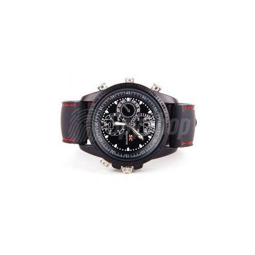 f67ed318891b35 Kamera szpiegowska ukryta w zegarku naręcznym WW134 149,00 zł Szpiegowska  kamera WW134 ukryta w zegarku naręcznym istotnie komfortowy i funkcjonalny  zegarek ...