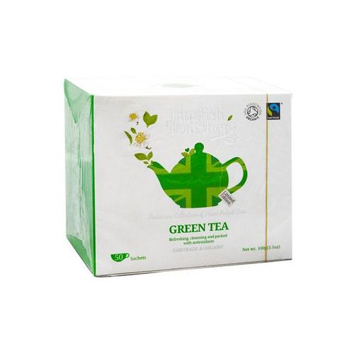 Ets green tea 50 saszetek marki English tea shop