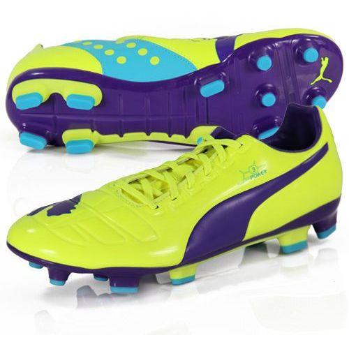 Nowe buty piłkarskie korki evopower 3 fg r.40/25,5cm marki Puma