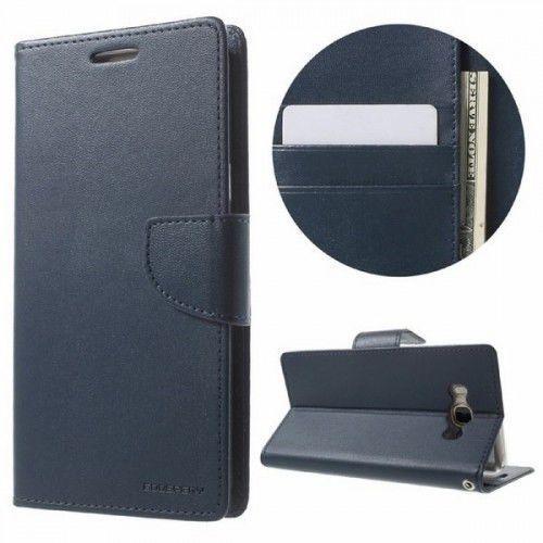 Mercury Etui BRAVO book iPhone 7 Plus/8 Plus niebieski (5902610304033)