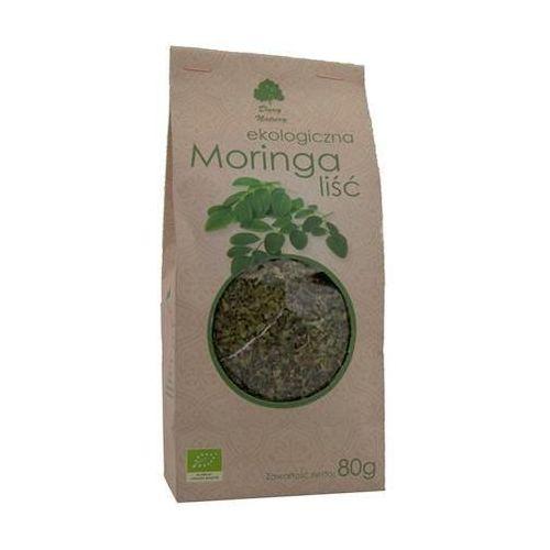 Herbatka Liść Moringi Bio 80 G - Dary Natury (5902741009166)