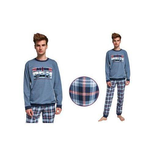 Piżama młodzieżowa aston: jeans marki Cornette
