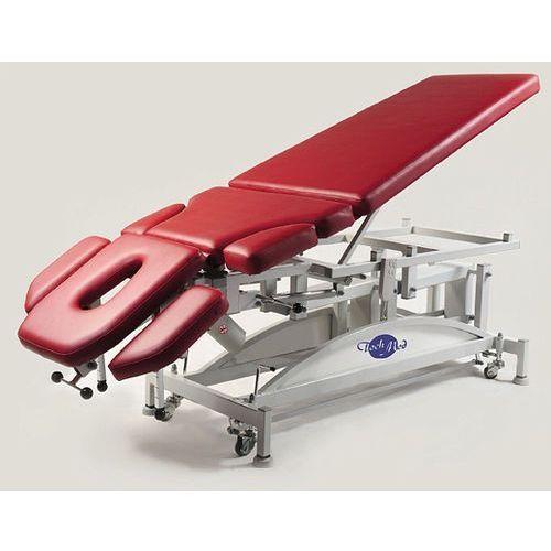 Stacjonarny stół do masażu sm-j atlet plus, marki Techmed