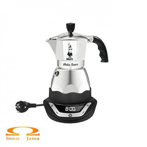 Kawiarka elektryczna moka timer 300ml 6tz marki Bialetti