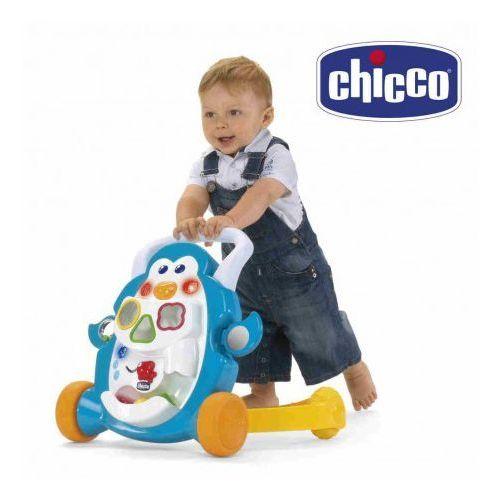 grający pchacz pingwin od producenta Chicco