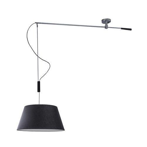 Lampa wisząca MALAGA BK MD2356-MA BK – Azzardo + LED - Autoryzowany dystrybutor AZzardo, kolor Czarny