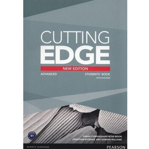 Cutting Edge 3rd Edition Advanced. Podręcznik + DVD, Pearson