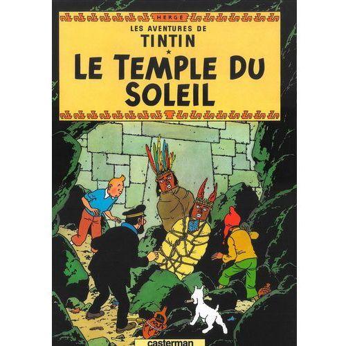 Tintin Le Temple du soleil - Wysyłka od 3,99 - porównuj ceny z wysyłką (2013)