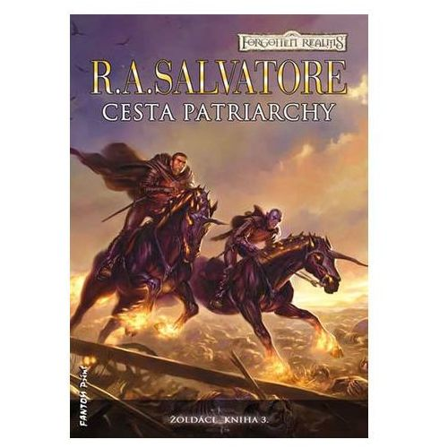 Cesta patriarchy R. A. Salvatore, Robert Salvatore