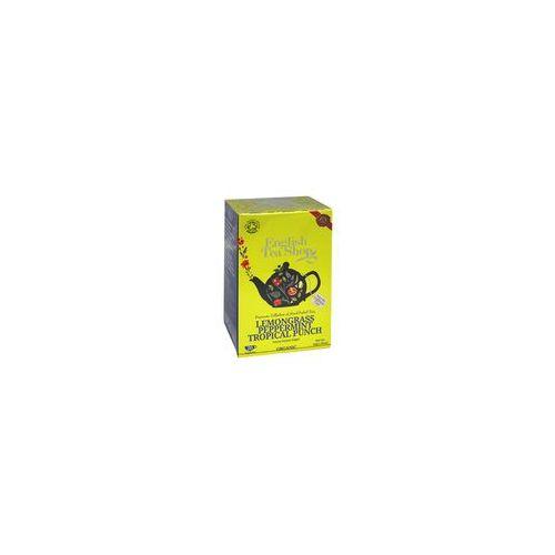 ETS Lemongrass Peppermint Tropical Punch 20 saszetek, 2505