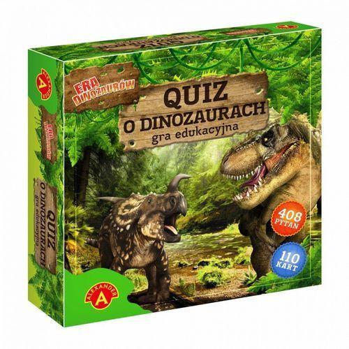 Quiz o dinozaurach - era dinozaurów