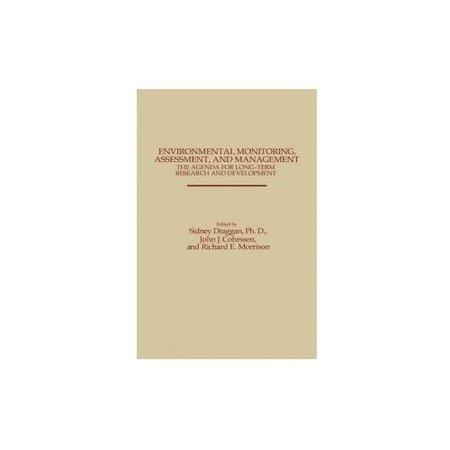Environmental Monitoring, Assessment and Management (9780275923365)