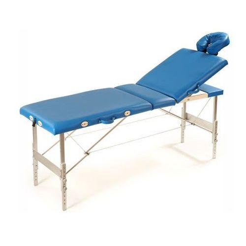 Składany stół rehabilitacyjny Ambiente Aluminium