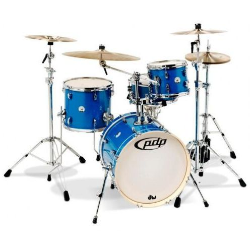 (pd802550) shell set new yorker blue sparkle marki Pdp
