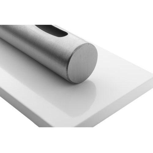 Kominek stołowy Stainles biały połysk by Globmetal - oferta [05dad1a6afb3a625]