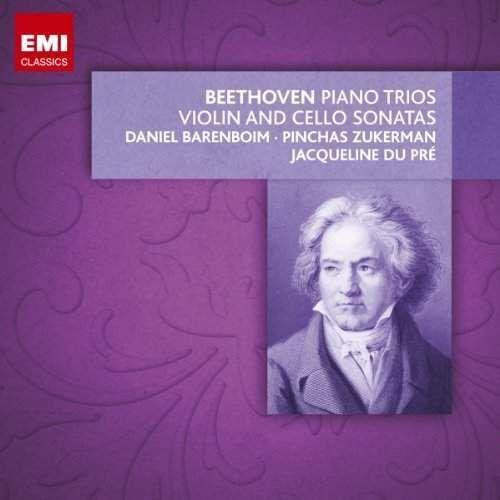 Parlophone music poland Klaviertrios,violin-& cello