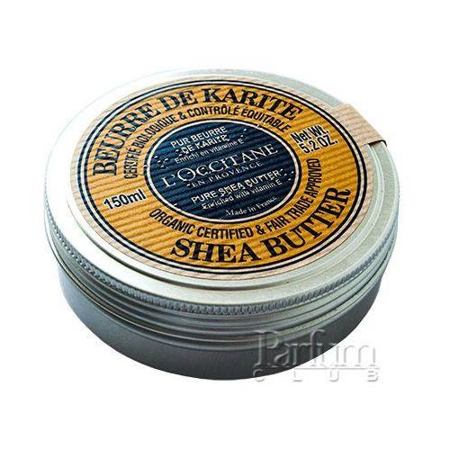 L'occitane karité masło do ciała do wszystkich rodzajów skóry (shea butter) 150 ml