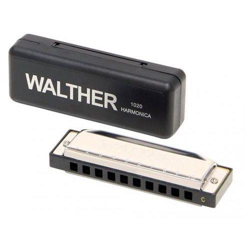 harmonijka ustna model richter c-dur marki Walther