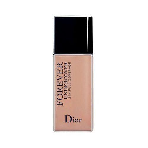 Dior Ultra lekki płyn do makijażu Dior skin Forever (Undercover 24H Full Coverage) 40 ml (cień 010 Ivory) (3348901383462)