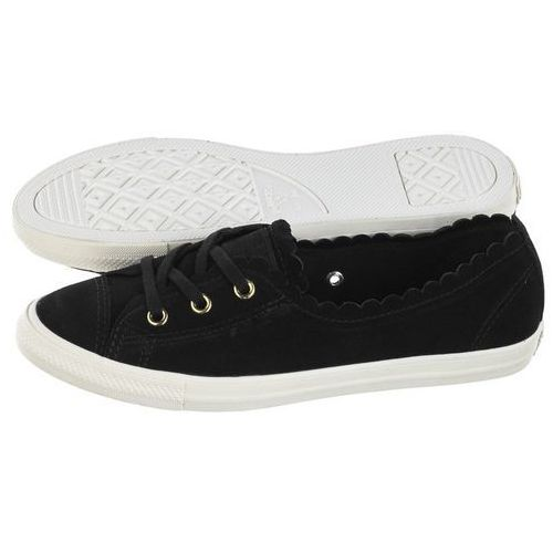 Converse Tenisówki ct all star ballet lace ox 563483c (co378-a)