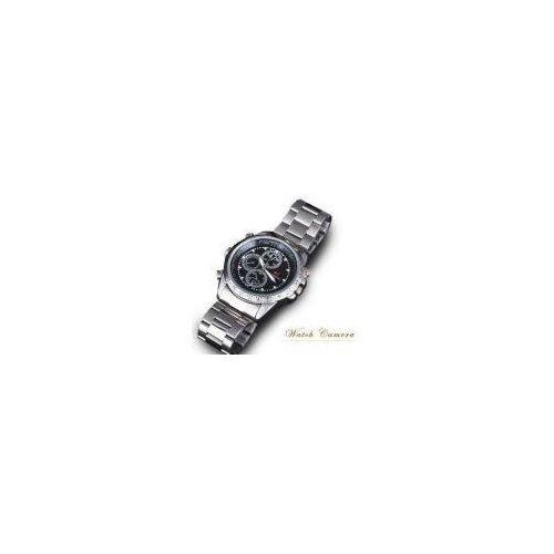 Zegarek na Rękę Nagrywający Dźwięk+Obraz HD (8GB)!!, produkt marki Spy Elektronics Ltd.